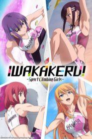 Iwa Kakeru! Sport Climbing Girls